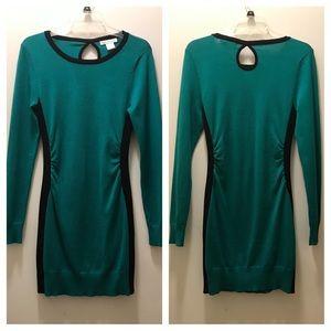 Body Central lightweight sweater dress. Size Med
